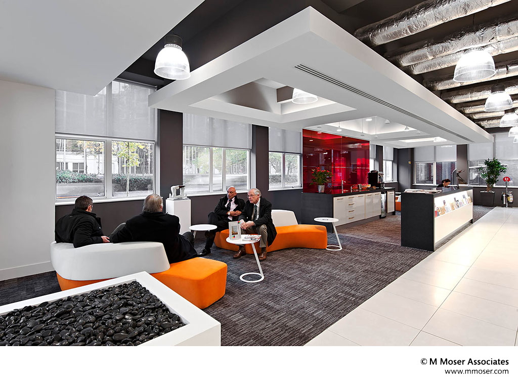 Office designs where workstyle meets lifestyle design by for M design interiors
