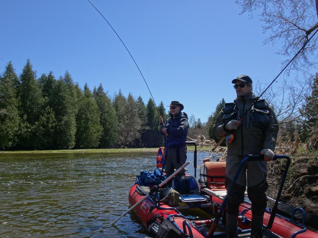Centerpin fishing lessons