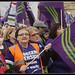 #strike #n30 UNISON Pensions Protest Rally : Flag Market : Preston :