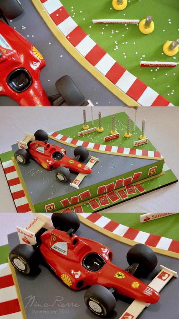 ferrari f1 racing car,...