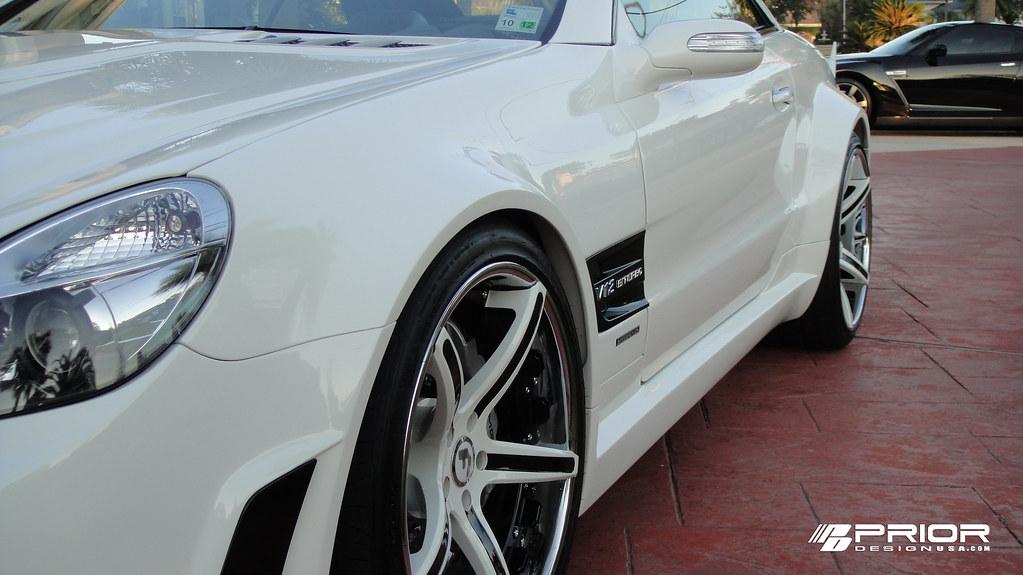 Mercedes E Putting In Nutrol