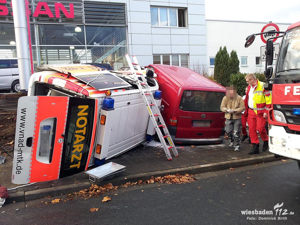 Unfall Kelkheim