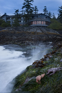 The Pointe Restaurant at The Wickaninnish Inn | Ivan Hunter 2009 | by scout.magazine