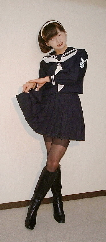 Japanese school uniform | Traditional Japanese school ...
