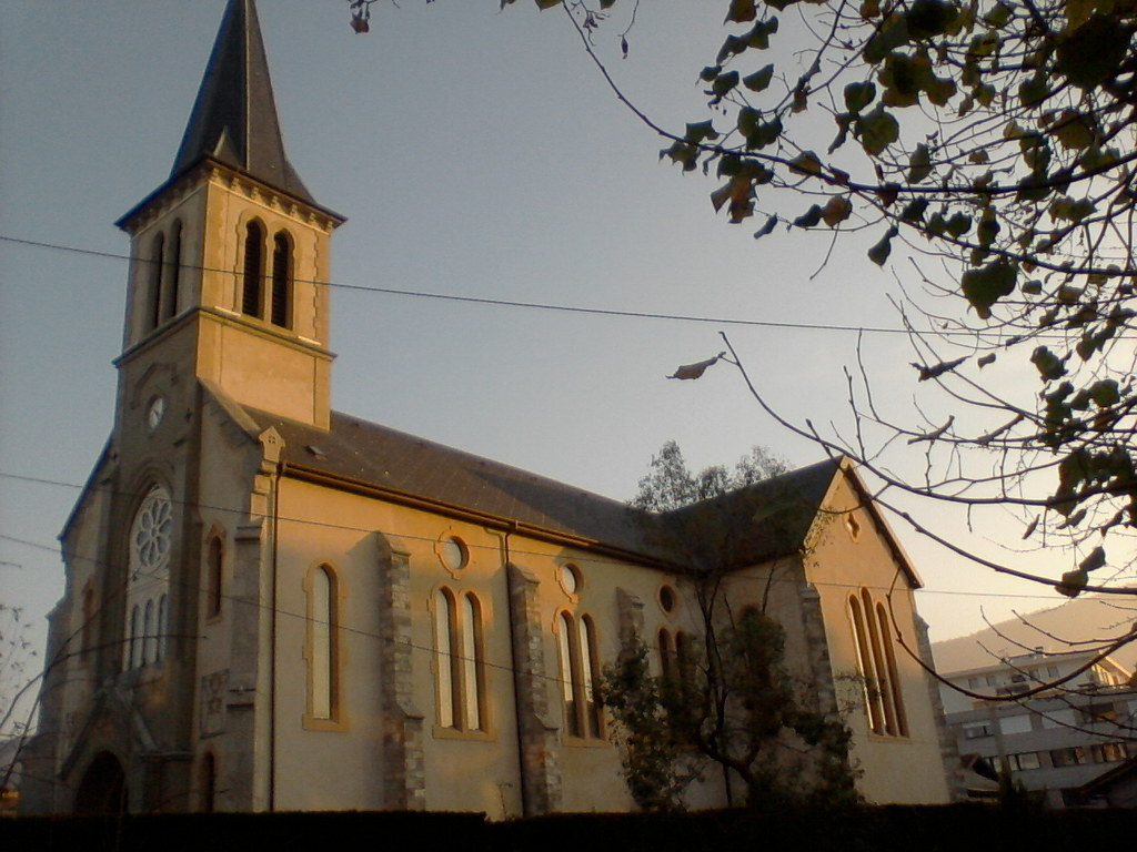Gaillard glise saint pierre d partement 74 haute savoie for Savoie code postal