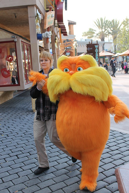 Image Result For The Lorax Characters