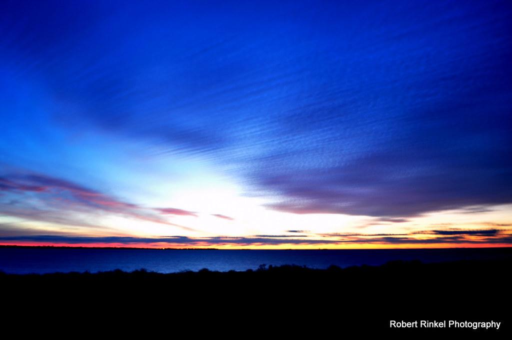Before Sunrise Sky