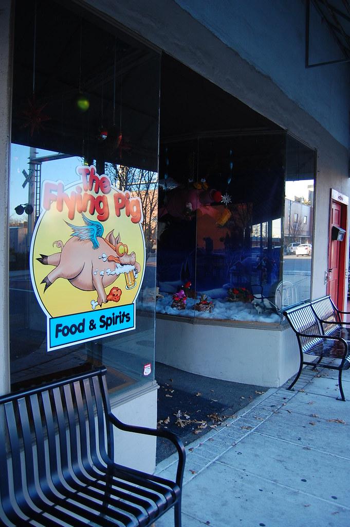 Flying Pig Restaurant Vancouver Gastown