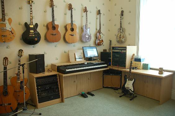 Home Recording Studio Furniture And Racks 19 Inch Racks An Flickr