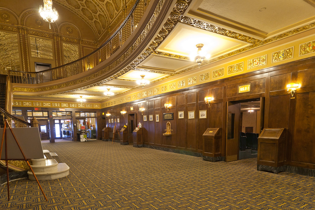 Michigan theater ann arbor mi the w s butterfield - Interior design jobs in michigan ...