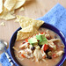 Crockpot Chicken Tortilla Soup Recipe with Black Beans & Corn