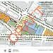 Draft plan for downtown Wheaton, Winter 2011