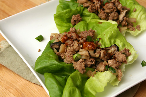 asian lettuce wraps 6 | by crumblycookie