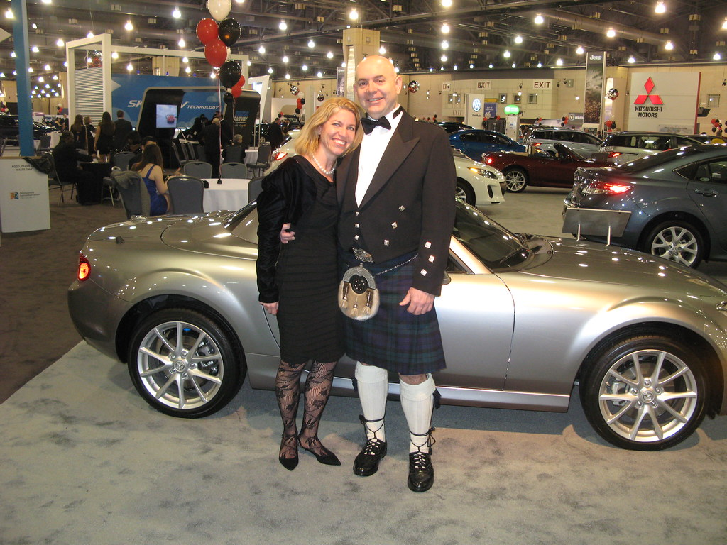 philadelphia auto show black tie tailgate travelin