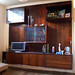 Poul Cadovius wall storage system (Rosewood)