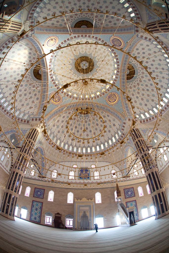 K Maras Turkey Abdul Hamit Han Mosque...