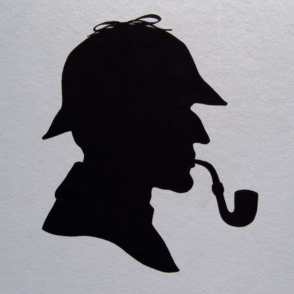Sherlock Holmes A Man S Shoes His Trousers Knees