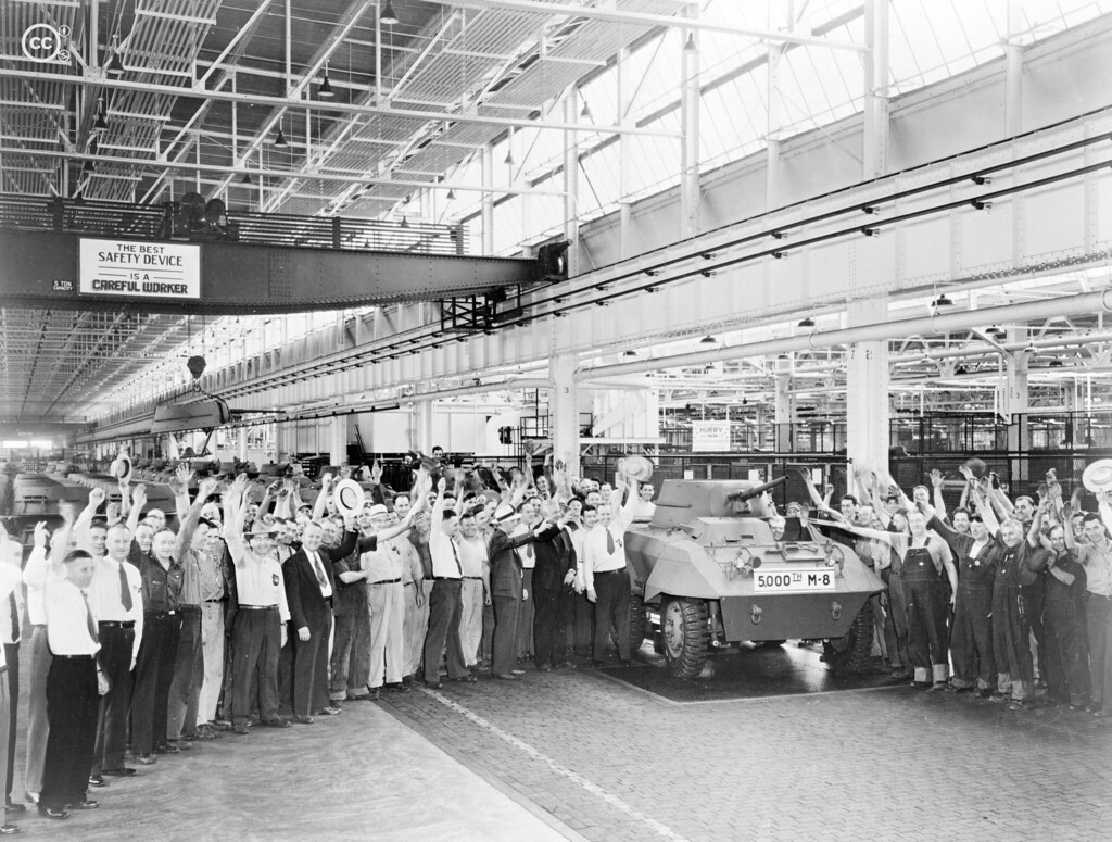 Twin cities assembly plant twin cities assembly plant for Ford motor company atlanta georgia