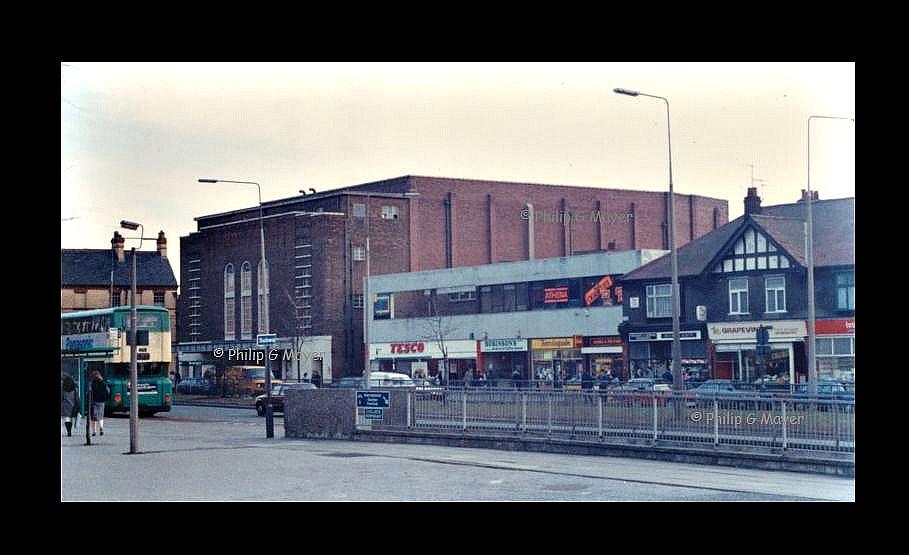 Mayfair Aigburth Road Liverpool 17 8 March 1985 Flickr