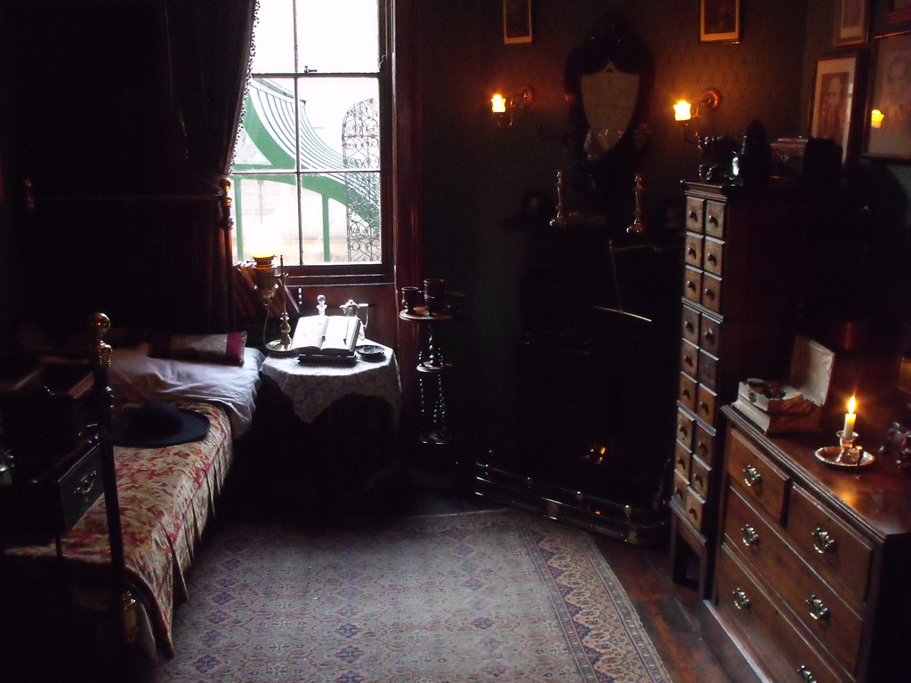 The Sherlock Holmes Museum Baker Street London