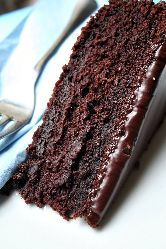 Chocolate Cake James Martin
