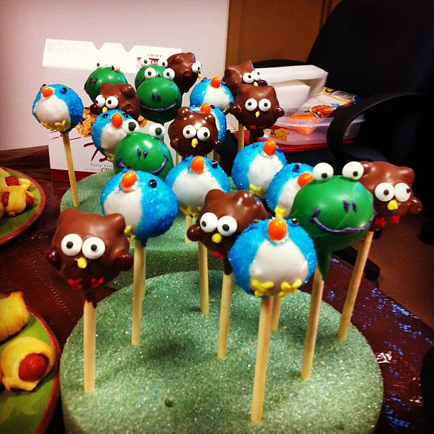 Woodland Animal Cake Decorations Watchers Uk
