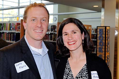 Lars Florio & Lucinda Robb | Fairfax Library Foundation ...