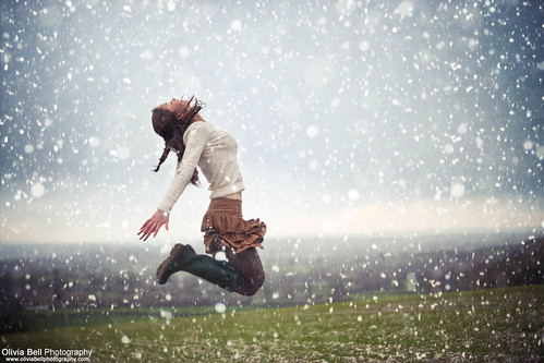 Let it Snow - Jump #41 of #100 | by Olivia L'Estrange-Bell