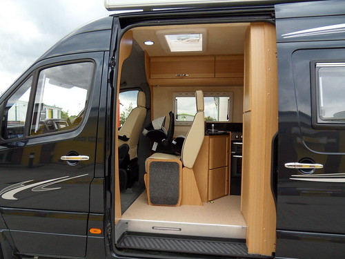 mclaren shadow mercedes sprinter motorhome flickr