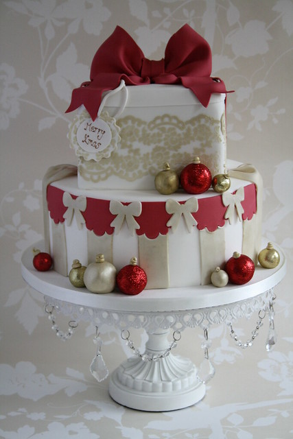 Family Christmas Cake This Is The Ive