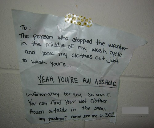 Who says Canadians are nice? | by passiveaggressivenotes