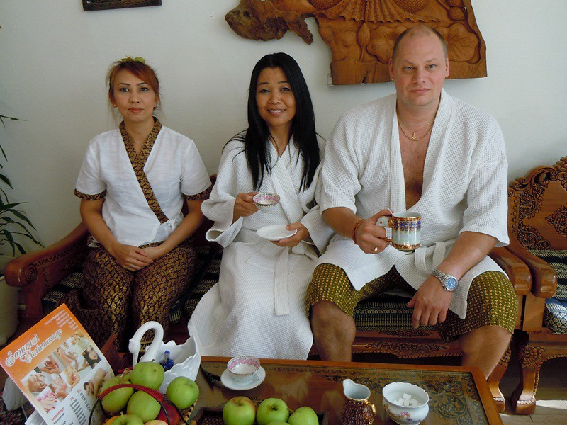 free seks thai massage in stockholm