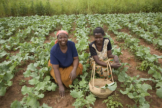 Florence Dambeni and Her Daughter Evelyn | by Heifer International