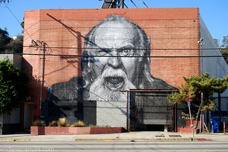 JR Wheat Paste - Los Angeles, CA | by EndlessCanvas.com