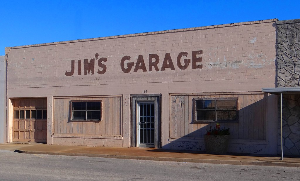 Jim 39 s garage jay phagan flickr for Garage new s villejuif
