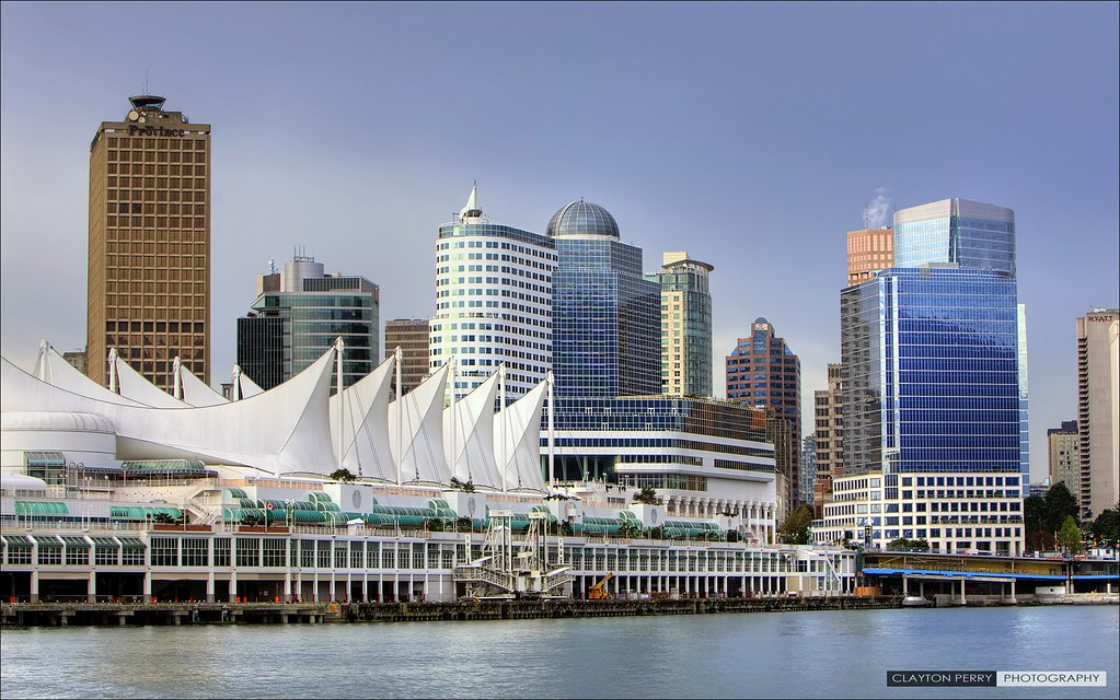 Vancouver Skyline Clayton Perry Photoworks Flickr