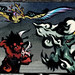 Sumioni: Demon Arts for PS Vita: Classic Japanese Art, Modern Platforming Action - 1