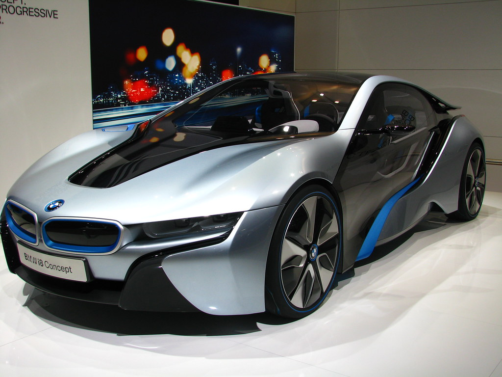 i want this the bmw i8 electric sports car sadly just a flickr. Black Bedroom Furniture Sets. Home Design Ideas