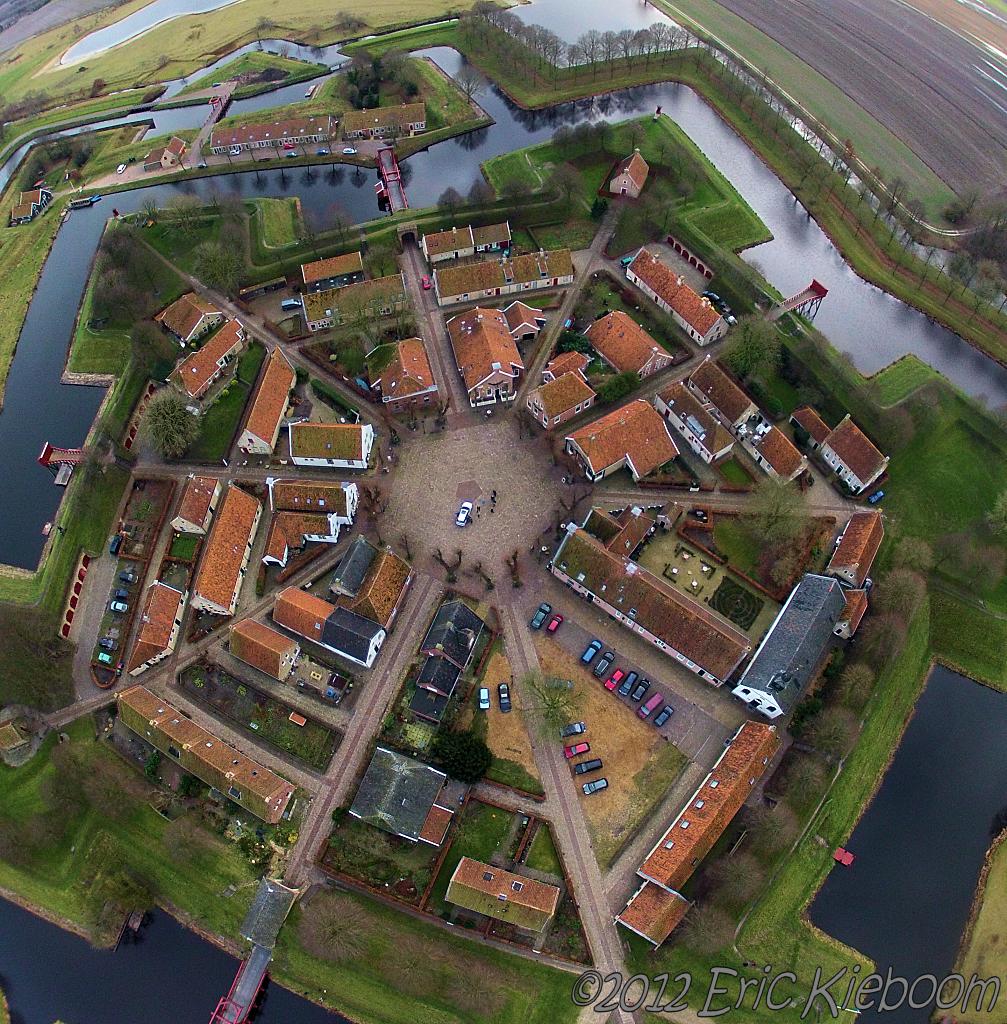 Vesting Bourtange, Netherlands [explored]