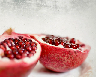 pomegranate | by L. Grainne