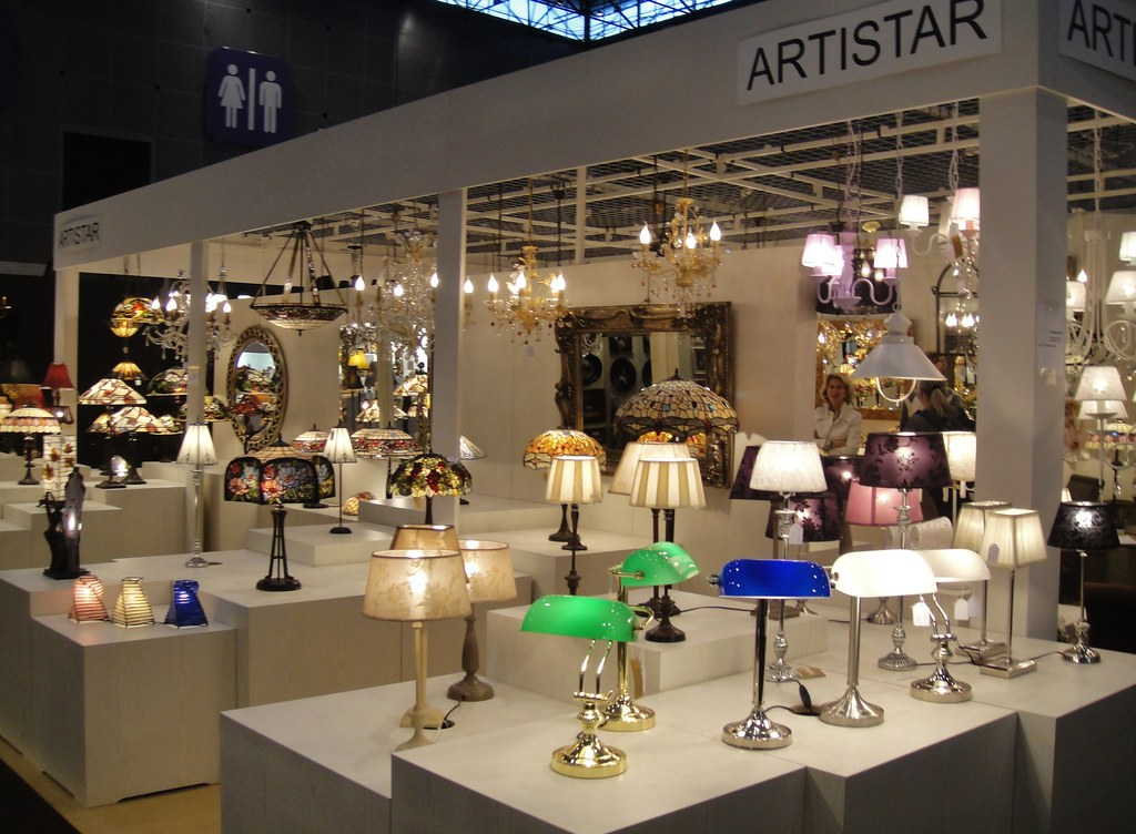 Artistar at maison objet 2012 1 high quality tiffany and for Objets decoratifs maison