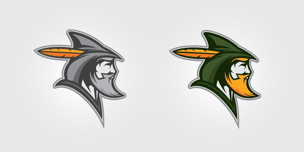 Piper Robinhood Logo Greyscale And Color Critiques