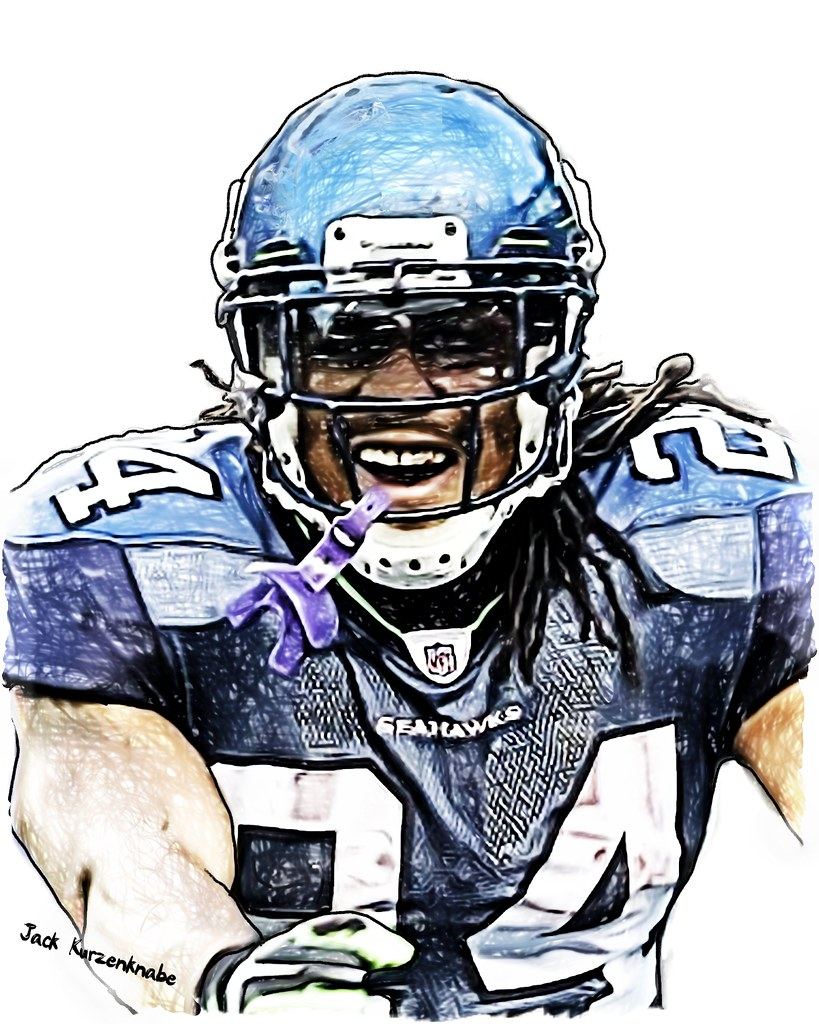 0 Seattle Seahawks Marshawn Lynch View All My NFL
