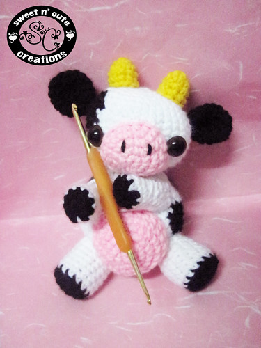 Cow | by Sweet N' Cute Creations