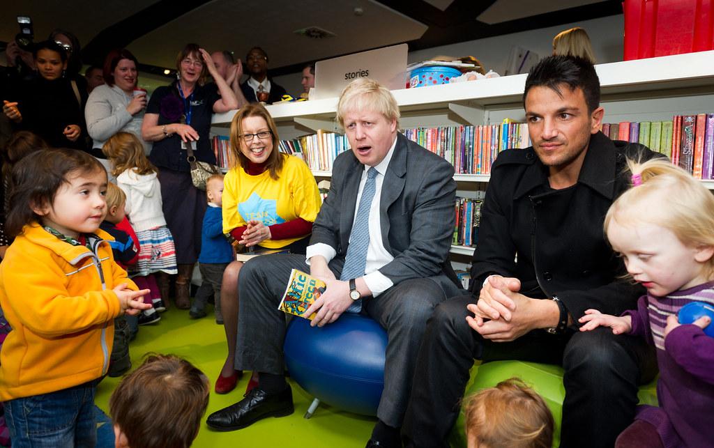 Boris Johnson Visit Libya