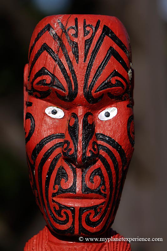 Traditional Maori Art