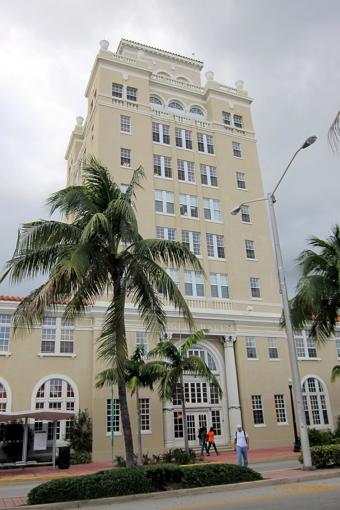 Miami Beach - South Beach: Old City Hall Miami Beach | Flickr