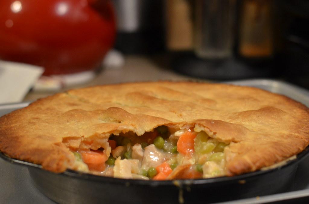 Chicken Pot Pie | Ch