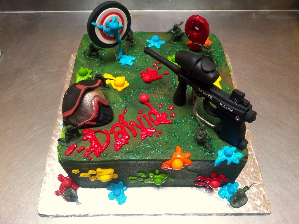 Target Cake Icing