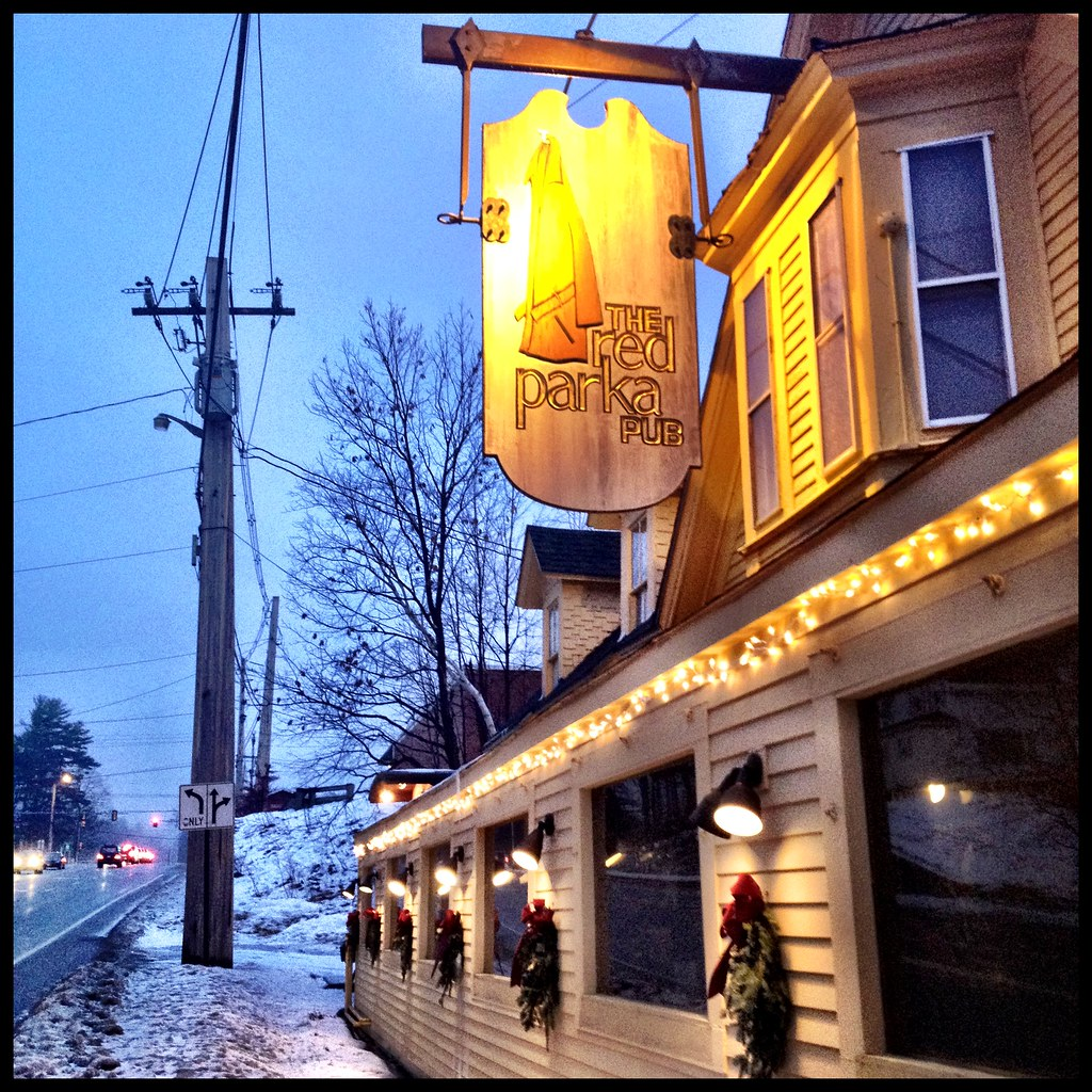 Red Parka Pub, Glen, NH | Red Parka Pub, Glen, NH | Flickr